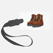 Hiking Boots Luggage Tag