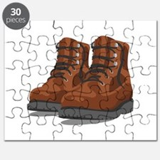 Hiking Boots Puzzle