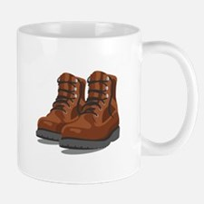 Hiking Boots Mugs
