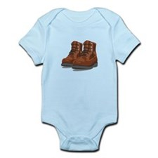 Hiking Boots Body Suit