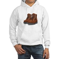 Hiking Boots Hoodie