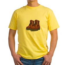 Hiking Boots T-Shirt