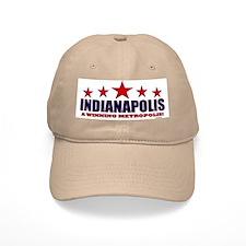 Indianapolis A Winning Metropolis Baseball Cap