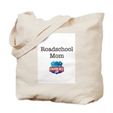 Roadschool Mom Tote Bag