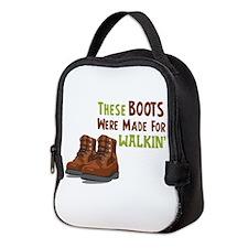 Made For Walkin Neoprene Lunch Bag
