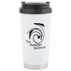 Farsight Institute Logo Travel Mug