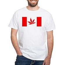 Canada = Cannabis T-Shirt