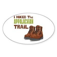 I Hiked the Appalachian Trail Decal