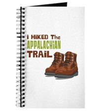 I Hiked the Appalachian Trail Journal