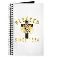 Blessed Since 1954 Journal