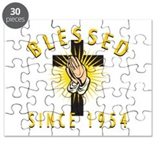 Blessed Since 1954 Puzzle