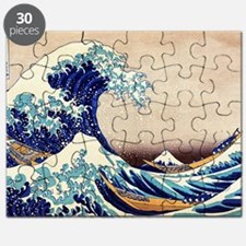 Great Wave Off Kanagawa Puzzle