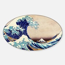 Great Wave Off Kanagawa Decal