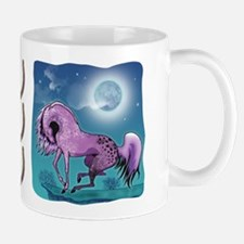Purple Appaloosa Mug