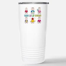 Funny Neonatal icu Travel Mug