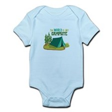 The World is My Campsite Body Suit