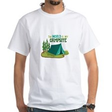 The World is My Campsite T-Shirt