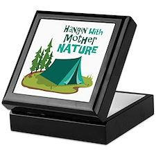 Hangin With Mother Nature Keepsake Box