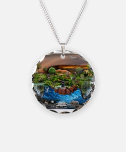 The Whole World In Our Hands.jpg Necklace
