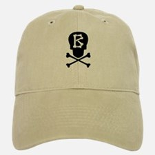 Skull & Crossbones Monogram B Baseball Baseball Cap