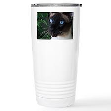 Seal Point Siamese Cat  Travel Mug