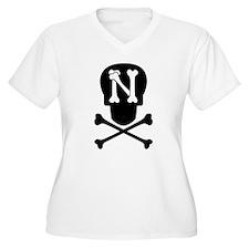 Skull Monogram N T-Shirt