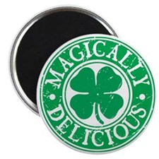 Magically Delicious Magnet