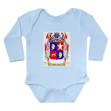 Esteban Long Sleeve Infant Bodysuit