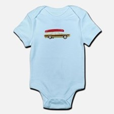 Station Wagon and Canoe Body Suit