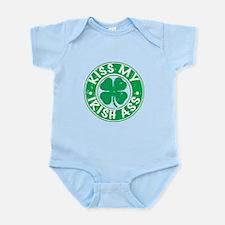 Kiss My Irish Ass Infant Bodysuit