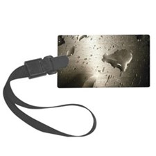 Stainless Drops Luggage Tag