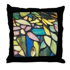 Tiffany Cut Throw Pillow
