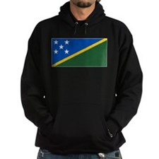 Solomon Islands Flag Hoody
