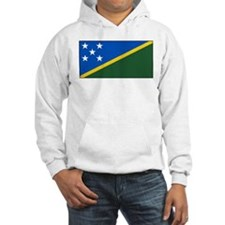 Solomon Islands Flag Jumper Hoody