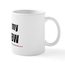 """Love My SSBBW"" Mug"