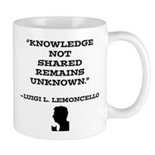 MR. LEMONCELLO'S Mug