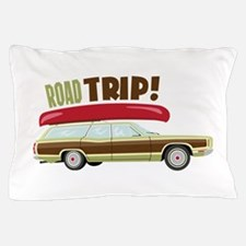 Road Trip Pillow Case