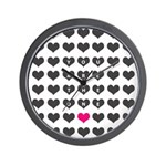 You are the one - Valentines day Wall Clock