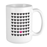 You are the one - Valentines day Mugs