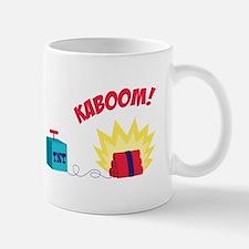 TNT KABOOM! Mugs
