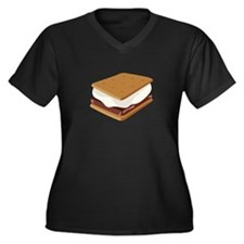 Smore Plus Size T-Shirt