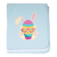 Bunny Egg baby blanket