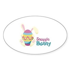 Snuggle Bunny Decal