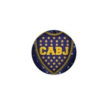Boca Juniors Mini Button