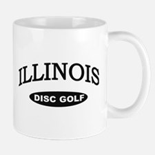 Illinois Disc Golf Mug