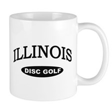 Illinois Disc Golf Mug