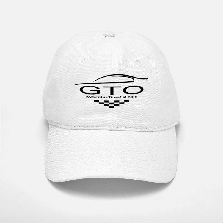 GasTiresOil.com Logo Baseball Baseball Cap