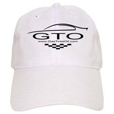 GasTiresOil.com Logo Baseball Cap