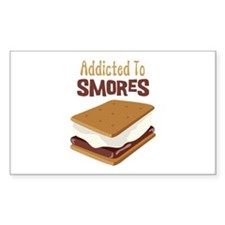 Addicted to Smores Decal