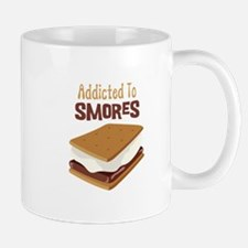 Addicted to Smores Mugs